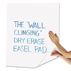 National® Write On-Cling On Easel Pad Thumbnail