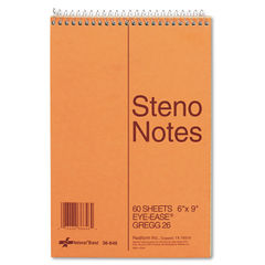 National® Standard Spiral Steno Book Thumbnail
