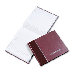 National® Hardcover Visitor Register Book Thumbnail