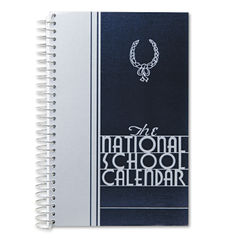Riegle Press National Academic School Calendar; Standard Soft Cover Edition