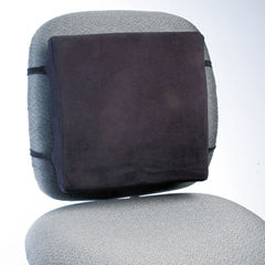 Rubbermaid® Commercial Back Perch™ Backrest with Fleece Cover Thumbnail