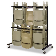 Safco® Two-Tier Chair Cart Thumbnail