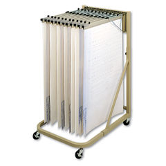 Safco® Steel Sheet File Mobile Stand Thumbnail