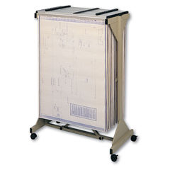 Safco® Sheet File Mobile Plan Center Thumbnail
