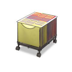 Safco® Onyx™ Mesh Mobile File Cube Thumbnail