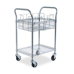 Safco® Wire Mail Cart Thumbnail