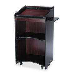 Safco® Executive Mobile Lectern Thumbnail
