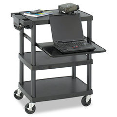 Safco® Multimedia Projector Cart Thumbnail