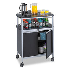 Safco® Mobile Beverage Cart Thumbnail