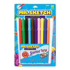 Mr. Sketch® Scented Stix™ Watercolor Marker Set