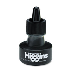 Higgins® Waterproof Pigmented Drawing Inks Thumbnail