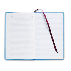 Adams® Blue and Black Record Ledger Thumbnail