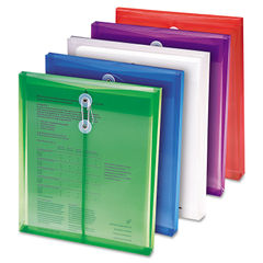 Smead® Poly String & Button Interoffice Envelopes Thumbnail
