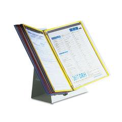 Tarifold, Inc. Desktop Reference Starter Set with Display Pockets Thumbnail