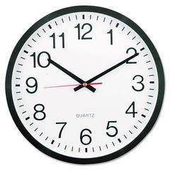Universal® Classic Round Wall Clock Thumbnail