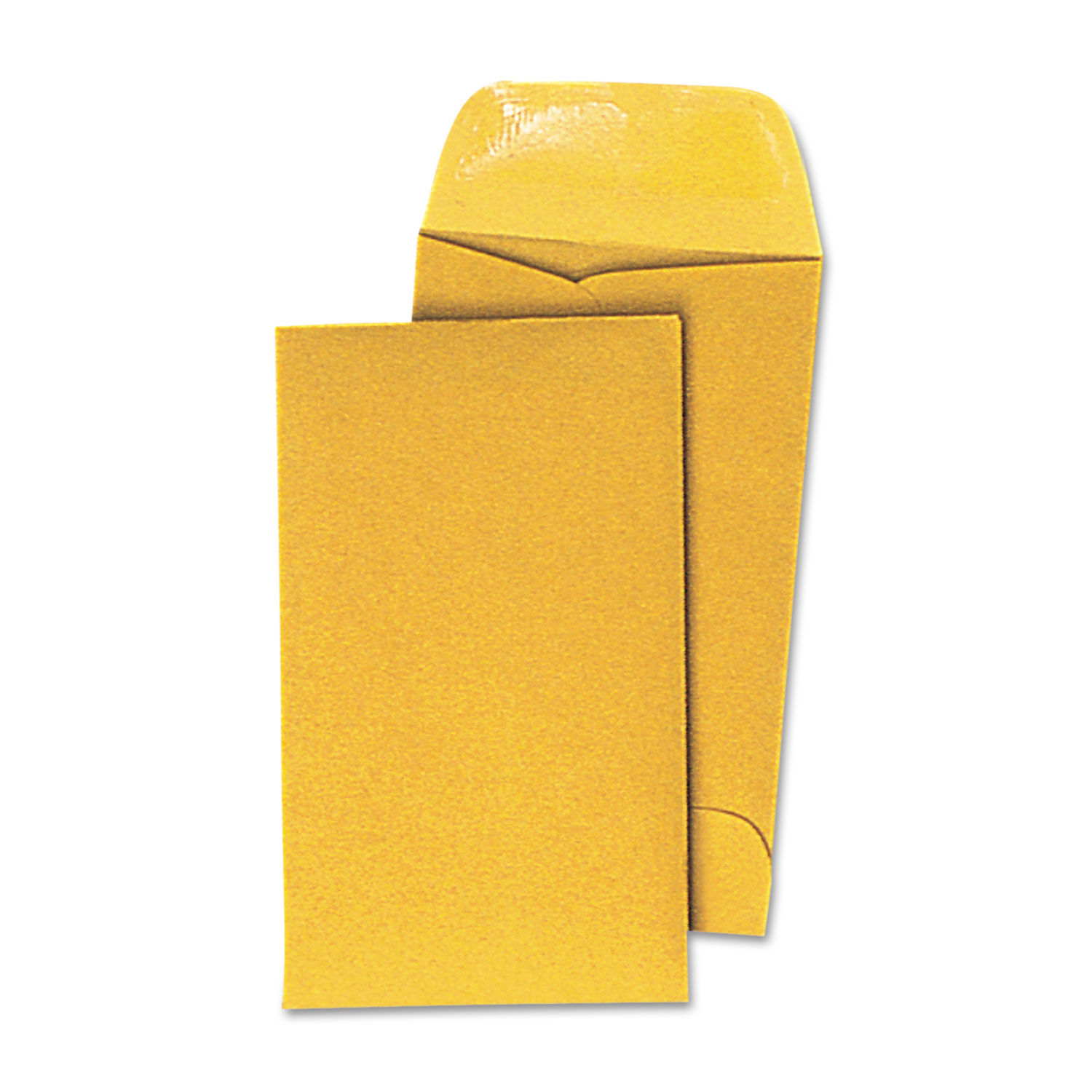 """80 GUMMED KRAFT COIN JEWELRY SMALL PARTS SMALL ENVELOPE 3-1//2/"""" x 6-1//2/"""""""