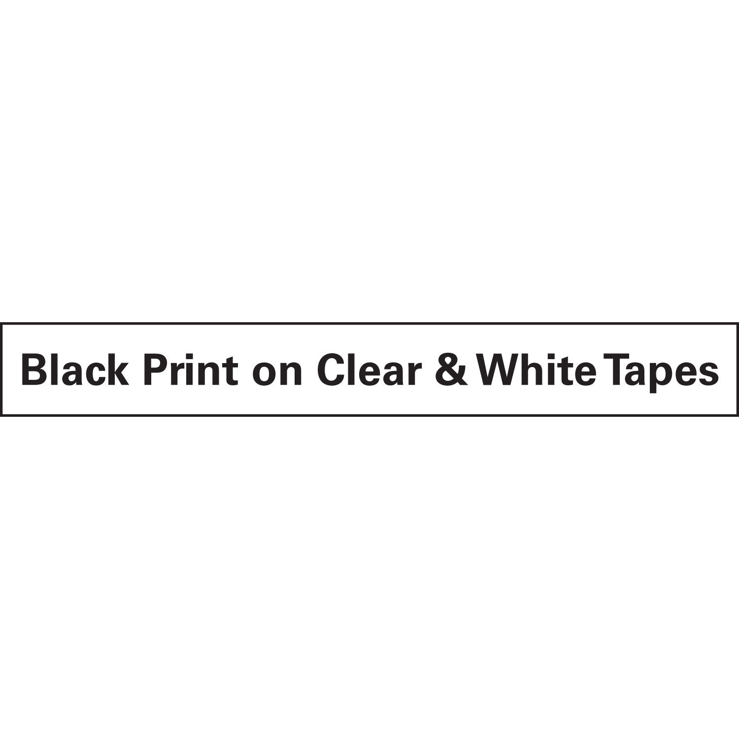 1//2 x13ft Dymo LetraTag Paper//Plastic Label Tape Value Pack Assorted 3//Pack
