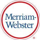 Merriam Webster® Logo