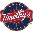 Timothy's World Coffee Logo