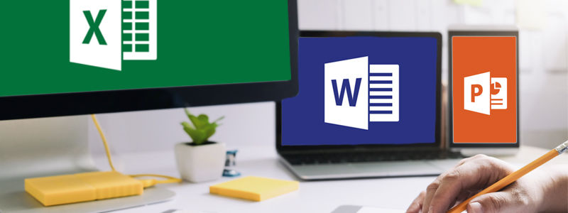 Formations complètes Word/Excel/PowerPoint