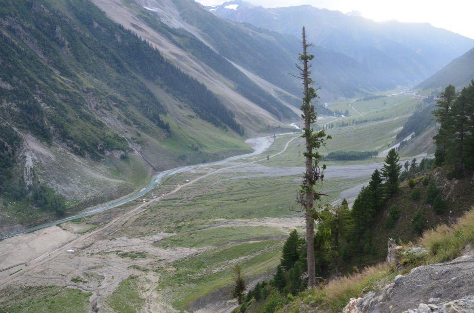 Leh to Srinagar