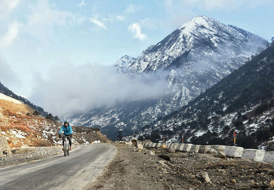 Guwahati Tawang Cycling