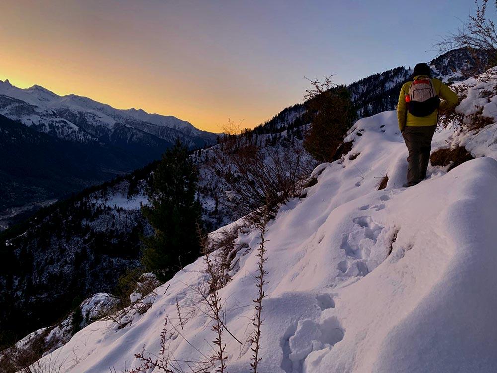 Majach Sunrise Hike