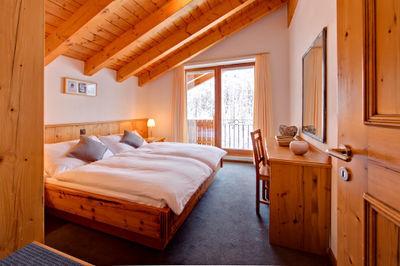 6-Bettwohnung: Schlafzimmer
