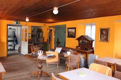 salle à manger traditionnelle