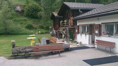 Camping Alphubel Täsch
