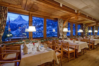 Restaurant Dine Around