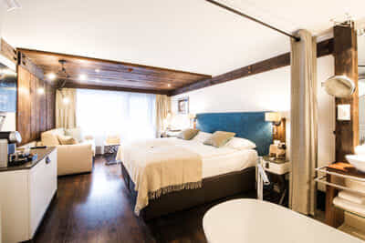 Alpine Chic Chambre