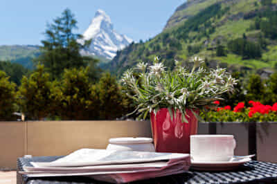 Matterhorn Lounge Sommer