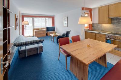 Appartement - Wohnzimmer