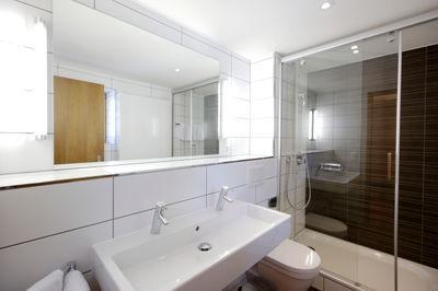 chambre double standard salle de bains