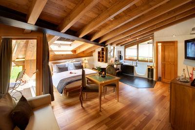 Doppelzimmer mit Matterhornblick