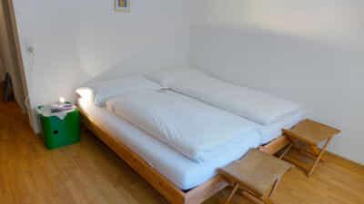 Séjour - chambre à coucher