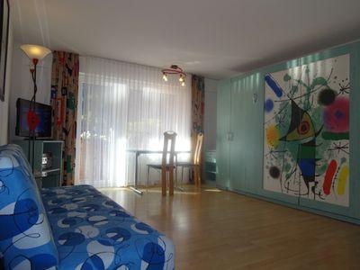 Wohnzimmer - Joan Miro