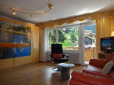 Wohnzimmer - Auguste Renoir