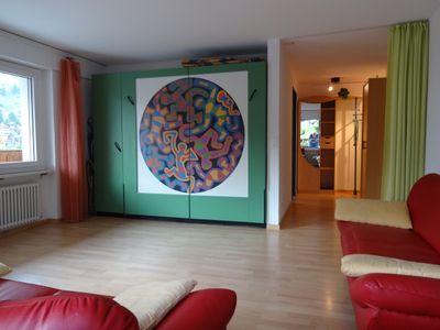 salle de séjour - Keith Haring