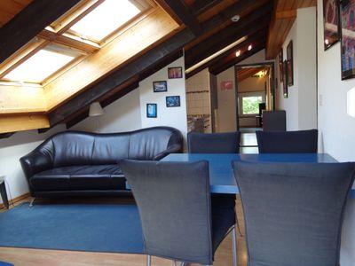 Wohnzimmer - Hundertwasser