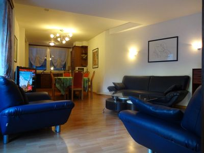 salle de séjour - Matisse