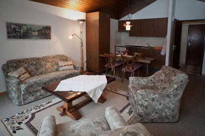 Wohn-Schlafzimmer