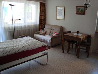 Schlaf-und Wohnzimmer