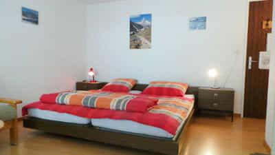 bedroom - salon