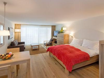 salle de séjour - chambre à coucher