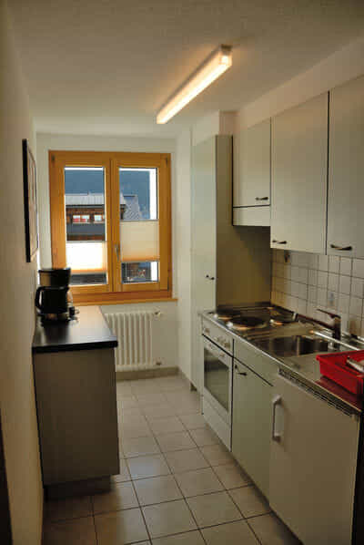 Apartment 484: kitchen