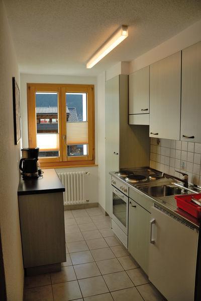Wohnung 484: Küche