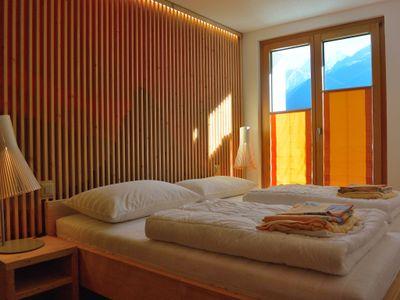 Appartement 484: chambre à coucher