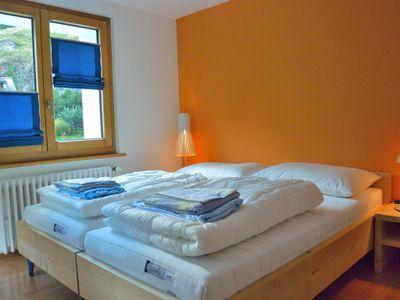Appartement 485: chambre à coucher